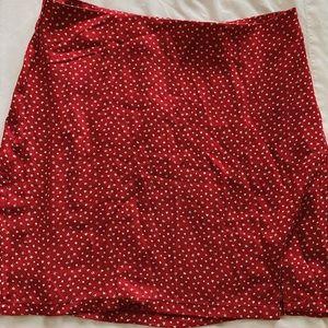 pacsun/ La hearts skirt